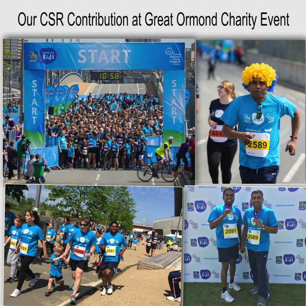 CSR Event - A&G